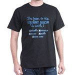 Happiest Places on Earth Dark T-Shirt