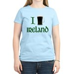 I Love Ireland (beer) Women's Light T-Shirt
