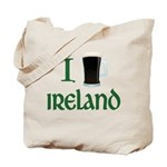 I Love Ireland (beer) Tote Bag