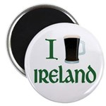 I Love Ireland (beer) Magnet