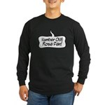 Number One Rosa Fan Long Sleeve Dark T-Shirt