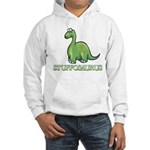 Stuffosaurus Logo Hooded Sweatshirt