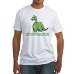 Stuffosaurus Logo Fitted T-Shirt