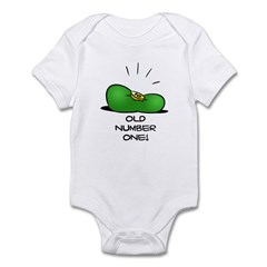 Old Number One! Infant Bodysuit