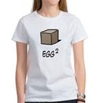 Square Egg Women's T-Shirt