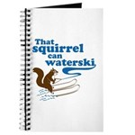 That Squirrel Can Waterski Journal