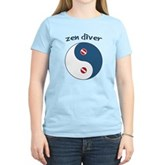 Zen Diver Women's Light T-Shirt