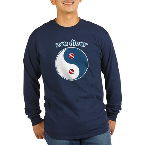 Zen Diver Long Sleeve T-Shirt