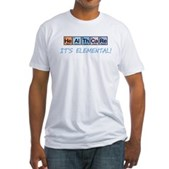 Elemental Healthcare Fitted T-Shirt