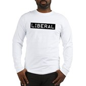 Liberal Label Long Sleeve T-Shirt