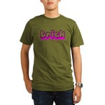 Retro Trick Organic Men's T-Shirt (dark)