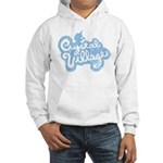 Crystal Village Hooded Sweatshirt