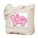 Crystal Village Tote Bag