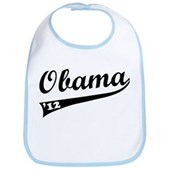 Obama 2012 Swish Bib