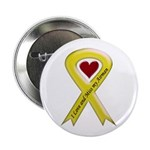 "Yellow Ribbon Love Miss Airman 2.25"" Button (10 pa"