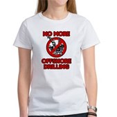 No More Offshore Drilling Women's T-Shirt