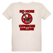 No More Offshore Drilling Organic Kids T-Shirt