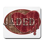 Urban Grunge Jaded Mousepad