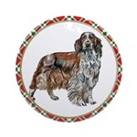 Welsh Springer Spaniel Ornament