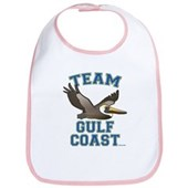 Team Gulf Coast Pelican Bib
