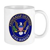 Licensed Bird Bander Mug