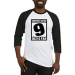 Content Rated 9: 90210 Fan Baseball Jersey