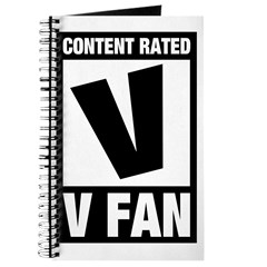 Content Rated V: V Fan Journal