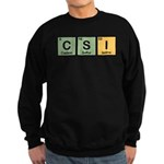 CSI Made of Elements Sweatshirt (dark)
