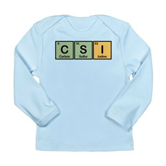 CSI Made of Elements Long Sleeve Infant T-Shirt