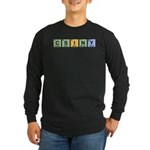 CSINY Made of Elements Long Sleeve Dark T-Shirt