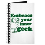 Embrace Your Inner Geek Journal