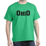 OhiO Boobies Dark T-Shirt