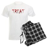 Bloody Treat Men's Light Pajamas