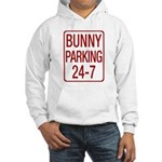 Bunny Parking Hooded Sweatshirt