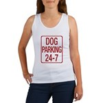 Dog Parking Women's Tank Top
