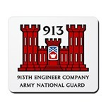 913th Engineer Company Mousepad