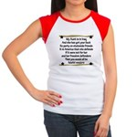 My Aunt Has Got Your Back Women's Cap Sleeve T-Shi