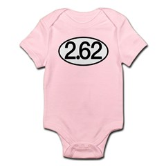 2.62 Infant Bodysuit
