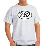 2.62 Marathon Humor Light T-Shirt
