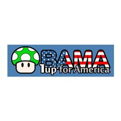 Obama 1up for America 20x6 Wall Decal
