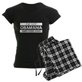 I've Got Obamania! Women's Dark Pajamas
