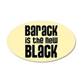 Barack Obama could be the 1st black President. He's the hot candidate for '08, a hottie in more ways than one! Barack is the new black. Support the Senator from Illinois with this fashionable swag!