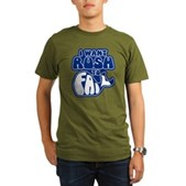 I Want Rush to Fail Organic Men's T-Shirt (dark)