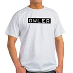 Owler Label Light T-Shirt