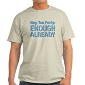 Hey, Tea Party Light T-Shirt