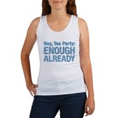 Hey, Tea Party Women's Tank Top