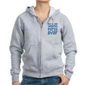 Worst Party Ever Women's Zip Hoodie