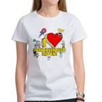I Heart Schoolhouse Rock! Women's T-Shirt