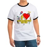 I Heart Schoolhouse Rock! Ringer T