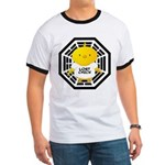 Lost Chick - Dharma Initiative Ringer T